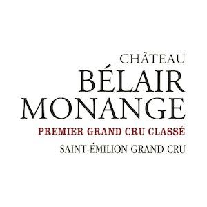 Château Bélair-Monange logo
