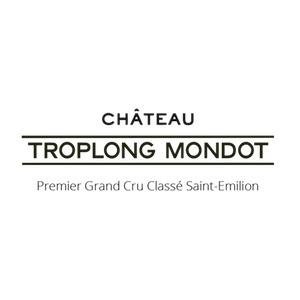 Château Troplong Mondot logo