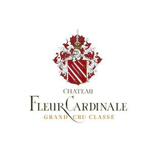 Château Fleur Cardinale logo
