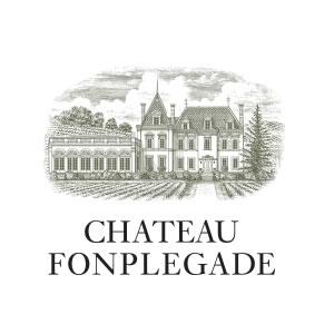 Château Fonplégade logo