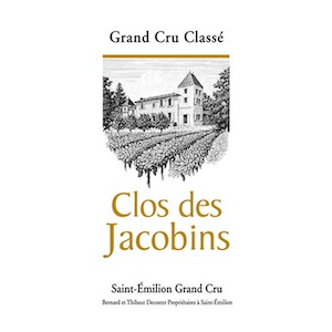 Clos des Jacobins logo