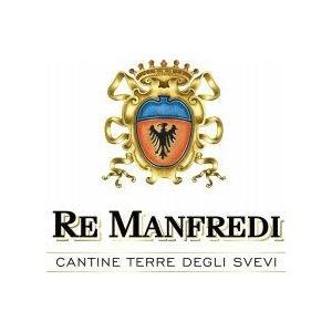 Re Manfredi - Cantina Terre degli Svevi logo