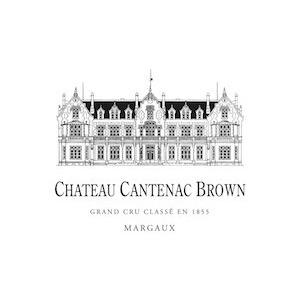 Château Cantenac-Brown logo