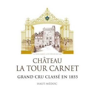 Château La Tour-Carnet logo