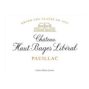 Château Haut-Bages-Libéral logo