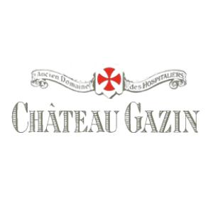 Château Gazin logo
