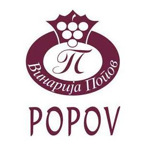 Popov Winery logo