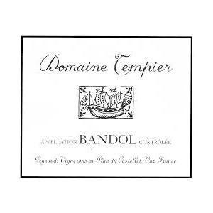 Domaine Tempier logo