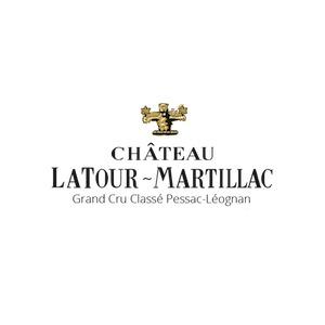Château Latour-Martillac logo