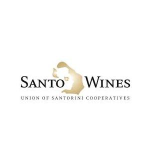 Santo Wines logo
