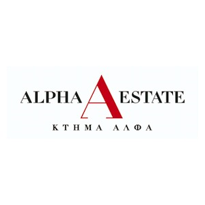 Alpha Estate logo