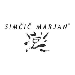 Marjan Simčič logo